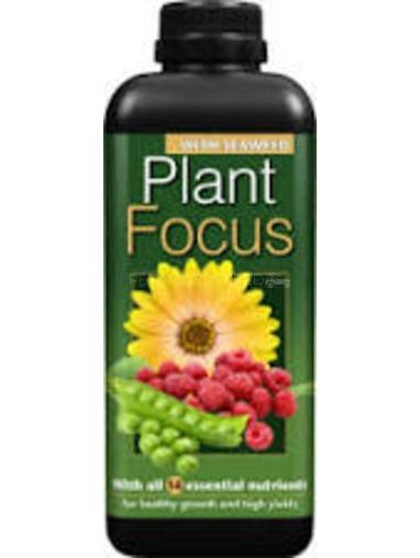 Liquid Plant Food.
