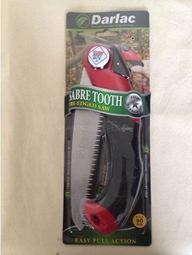 Sabre Tooth Tri-edged Saw