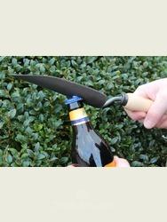 Hand Trowel with Built in Bottle Opener