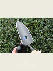 Handmade De Wit Garden Trowel With Bottle Opener