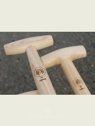 De Wit Handmade Spade and Fork Set