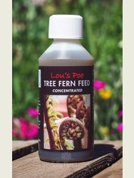 Lou's Poo Liquid Tree Fern Feed (concentrated)